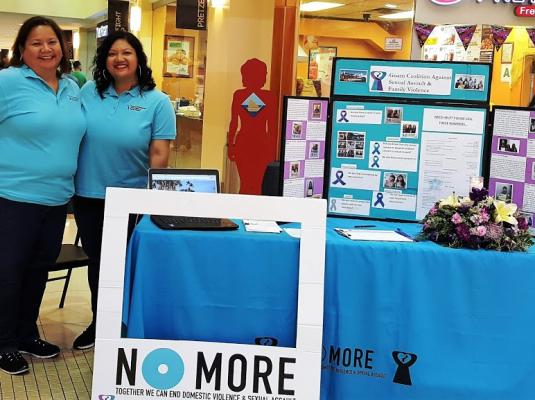 2017 Family Violence Awareness Outreach