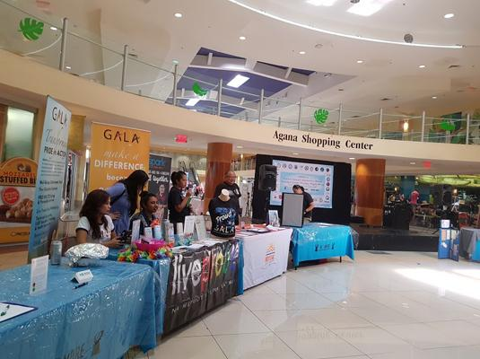 Sexual Assault Awareness Month/Child Abuse Prevention Month Outreach Fair – April 20, 2019