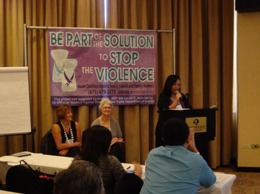 Critical Intersections of Sexual & Domestic Violence and HIV Conference