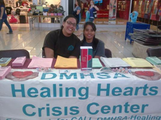 Human Trafficking Coalition Outreach - January 23, 2010