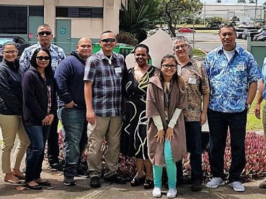 2018 Pacific Region Symposium