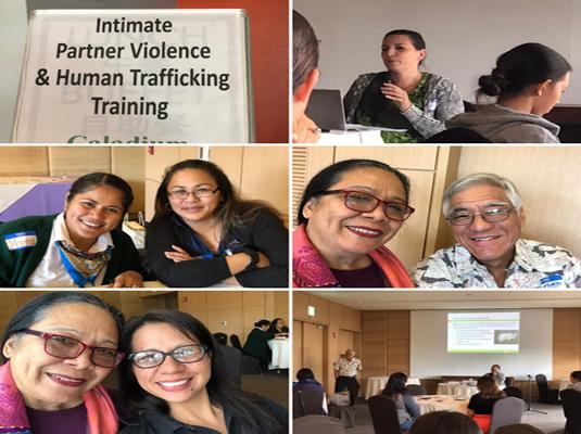 "Project Catalyst Saipan: ""Addressing and Responding to Intimate Partner Violence and Human Trafficking: Promoting a Trauma-informed Health Care Setting"" - September 16-17, 2019"