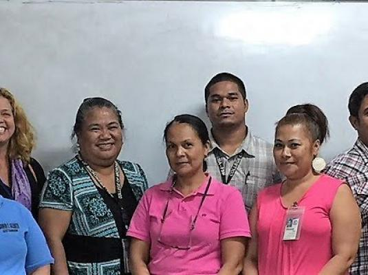 2018 Pohnpei Training