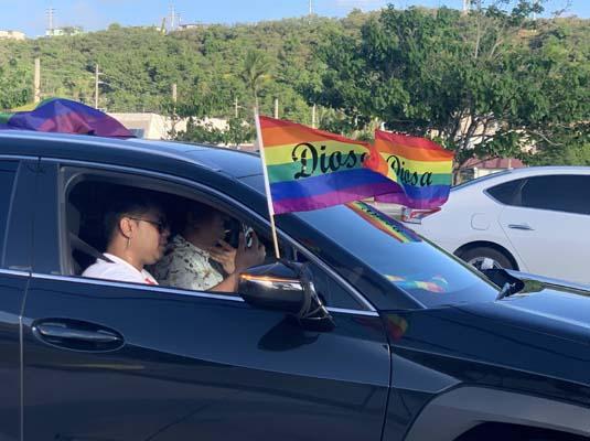 Biba Pride! Motorcade - June 30, 2020