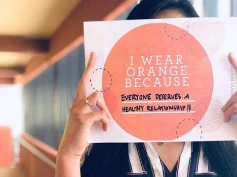 Teen dating violence awareness month austin events 2019